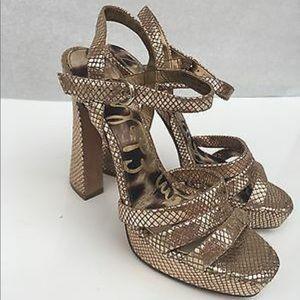Sam Edelman Strap heels